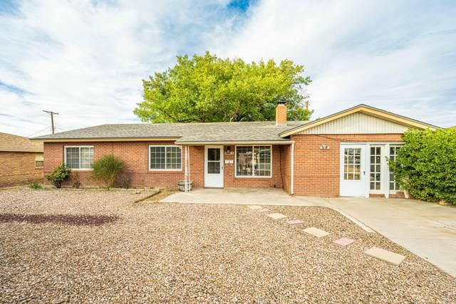 8611 Los Arboles Avenue NE, Albuquerque, NM 87112 (MLS #1002618) :: The Buchman Group
