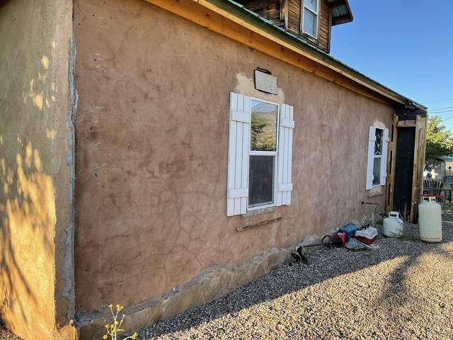 605 Spruce Street, Magdalena, NM 87825 (MLS #1002641) :: Keller Williams Realty