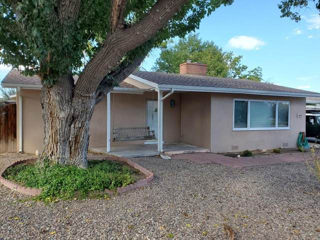 1005 Bullock Avenue, Socorro, NM 87801 (MLS #1002644) :: Keller Williams Realty
