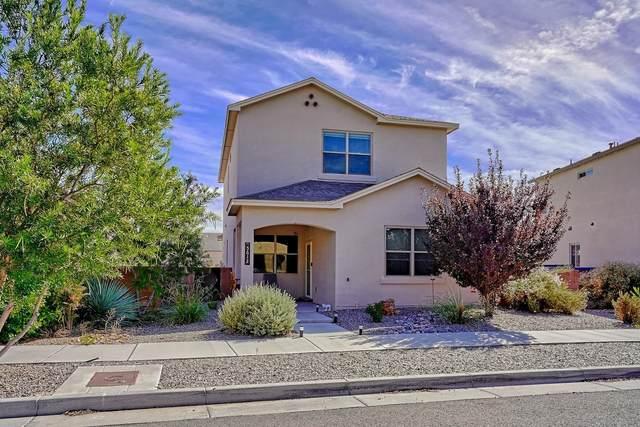 5612 Addis Avenue SE, Albuquerque, NM 87106 (MLS #1002645) :: The Buchman Group