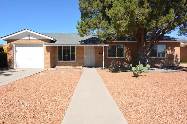 5903 Aspen Avenue NE, Albuquerque, NM 87110 (MLS #1002654) :: Campbell & Campbell Real Estate Services