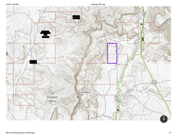 Us Highway 550 Highway, Cuba, NM 87013 (MLS #1002658) :: Campbell & Campbell Real Estate Services