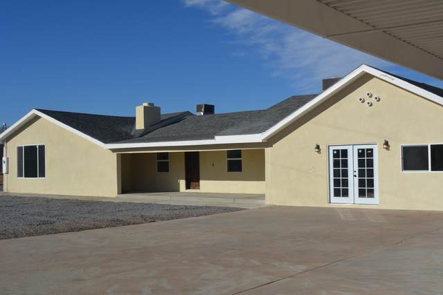 35 Molina Road, Peralta, NM 87042 (MLS #1002661) :: Sandi Pressley Team