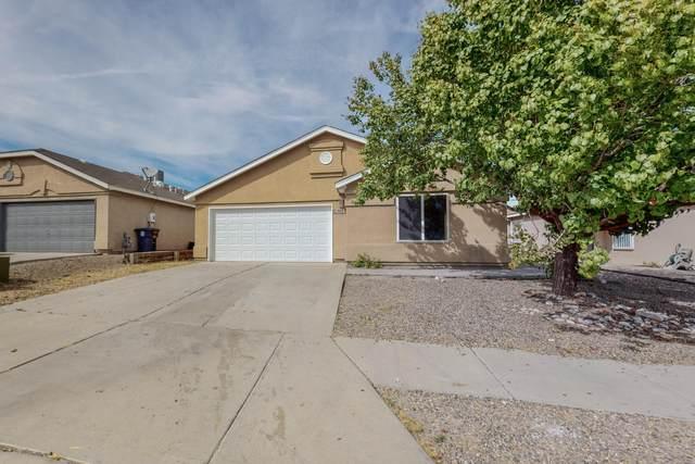 9023 Santa Catalina Avenue NW, Albuquerque, NM 87121 (MLS #1002674) :: HergGroup Albuquerque