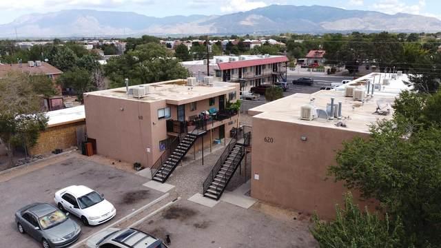 618 Chama Street SE, Albuquerque, NM 87108 (MLS #1002685) :: Keller Williams Realty