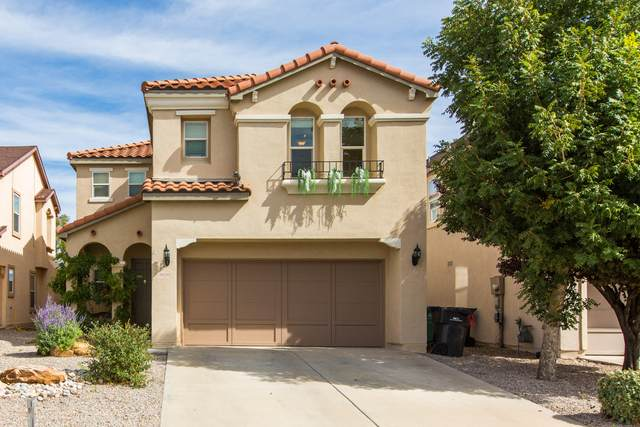 3600 Clear Creek Road NE, Rio Rancho, NM 87144 (MLS #1002695) :: Berkshire Hathaway HomeServices Santa Fe Real Estate
