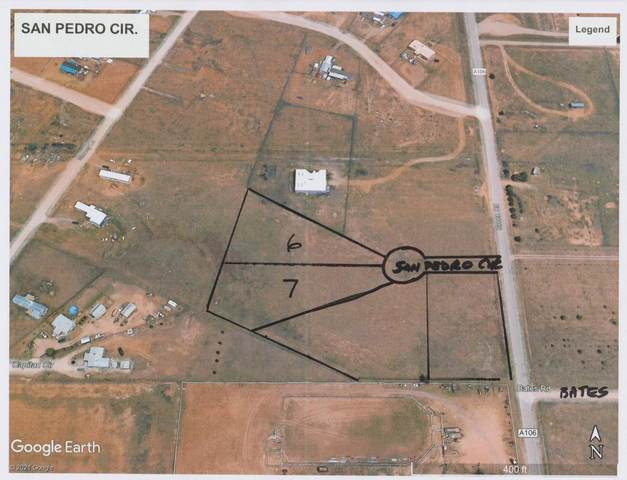 San Pedro Circle, McIntosh, NM 87032 (MLS #1002709) :: Campbell & Campbell Real Estate Services