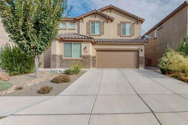 3509 Llano Vista Loop NE, Rio Rancho, NM 87124 (MLS #1002710) :: Campbell & Campbell Real Estate Services