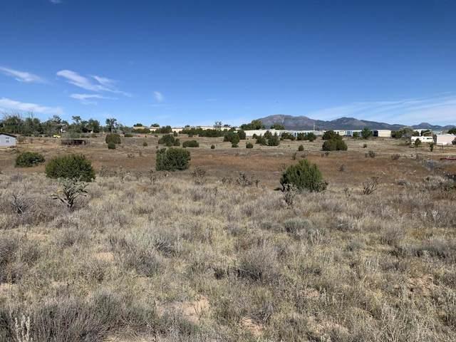 15 Prairie Moon Road, Edgewood, NM 87015 (MLS #1002711) :: The Buchman Group