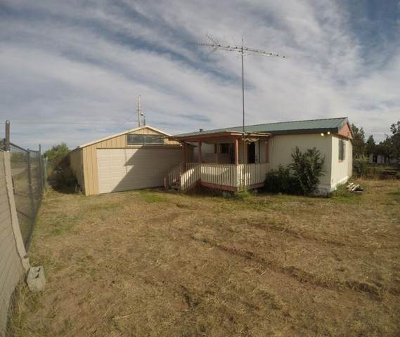 700 W Pinon Street, Mountainair, NM 87036 (MLS #1002712) :: Campbell & Campbell Real Estate Services