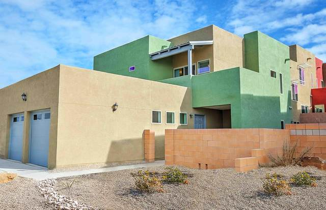 1508 Volponi Drive SE, Albuquerque, NM 87123 (MLS #1002720) :: Campbell & Campbell Real Estate Services