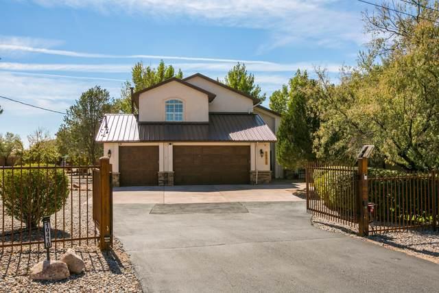 10410 Modesto Avenue NE, Albuquerque, NM 87122 (MLS #1002753) :: Keller Williams Realty