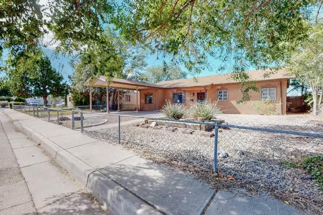3309 Valencia Drive NE, Albuquerque, NM 87110 (MLS #1002758) :: Campbell & Campbell Real Estate Services