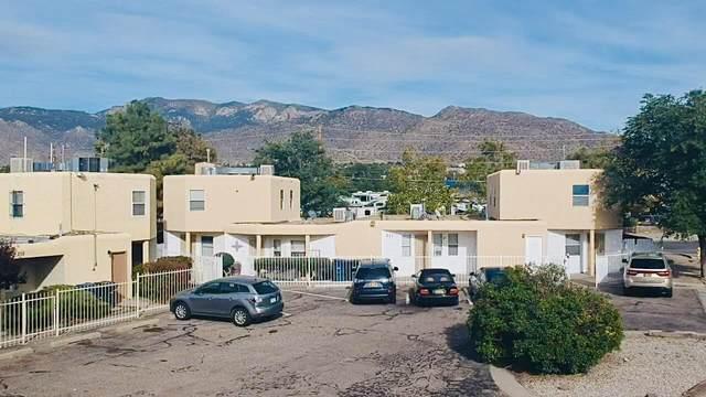 201 Hanosh Court SE, Albuquerque, NM 87123 (MLS #1002759) :: Keller Williams Realty
