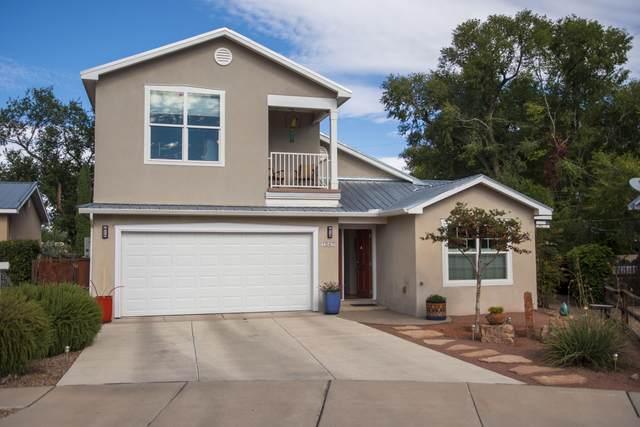 1547 Phoenix Avenue NW, Albuquerque, NM 87107 (MLS #1002764) :: Keller Williams Realty