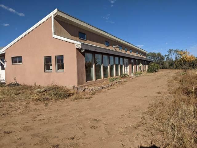 135 Hortencia Road, Sandia Park, NM 87047 (MLS #1002765) :: Sandi Pressley Team