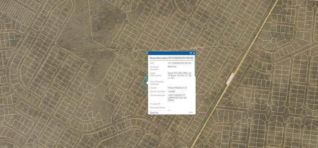 VL 10 26 Rio Del Oro #51, Los Lunas, NM 87031 (MLS #1002782) :: Campbell & Campbell Real Estate Services