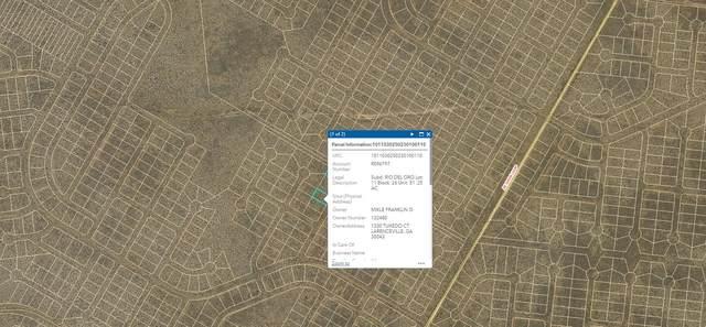 VL 11 26 Rio Del Oro #51, Los Lunas, NM 87031 (MLS #1002785) :: Campbell & Campbell Real Estate Services
