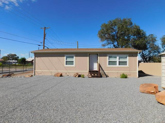 701 N 5TH Street, Belen, NM 87002 (MLS #1002799) :: Campbell & Campbell Real Estate Services