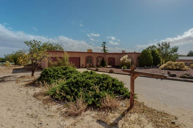 1702 Sunset Road SE, Rio Rancho, NM 87124 (MLS #1002802) :: Campbell & Campbell Real Estate Services