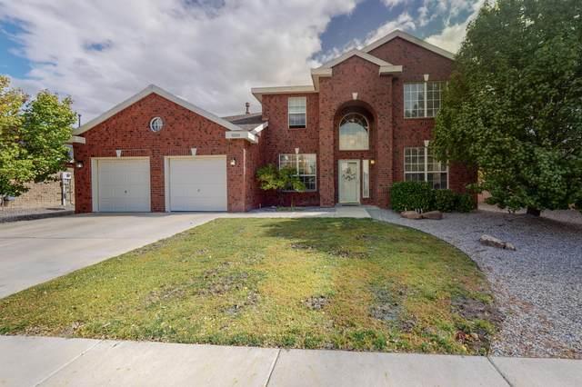 10208 Wickenburg Street NW, Albuquerque, NM 87114 (MLS #1002806) :: Berkshire Hathaway HomeServices Santa Fe Real Estate
