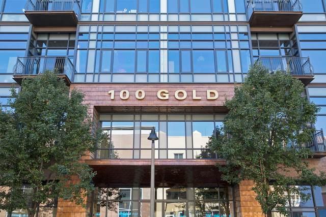100 Gold Avenue SW #209, Albuquerque, NM 87102 (MLS #1002809) :: Keller Williams Realty