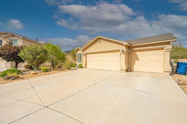 571 Blue Sage Avenue SW, Los Lunas, NM 87031 (MLS #1002810) :: Campbell & Campbell Real Estate Services