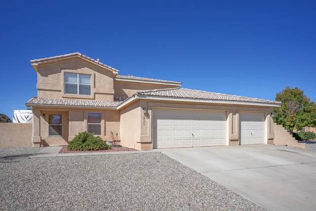 5041 Coyote Court NE, Rio Rancho, NM 87144 (MLS #1002828) :: Keller Williams Realty