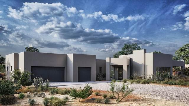 Lot 81 Pueblo Bonito Road, Placitas, NM 87043 (MLS #1002839) :: Campbell & Campbell Real Estate Services