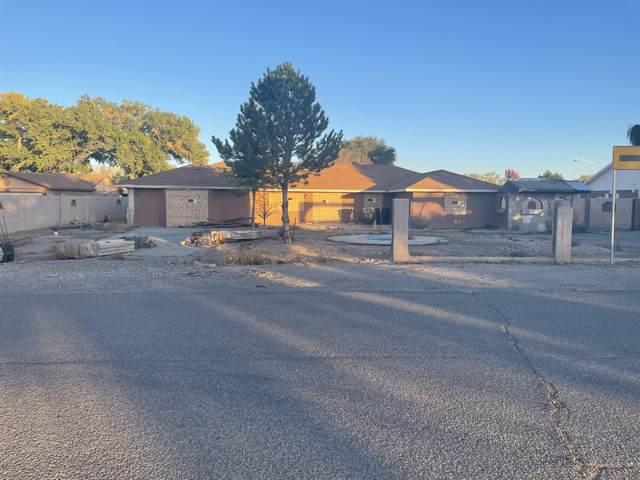 5237 Don Mariano Road SW, Albuquerque, NM 87105 (MLS #1002844) :: Sandi Pressley Team