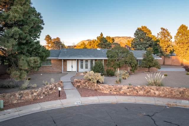 7919 Academy Trail NE, Albuquerque, NM 87109 (MLS #1002856) :: The Buchman Group