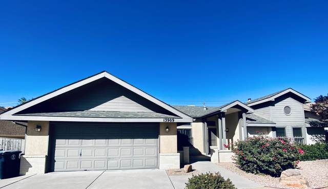 13909 Encantado Road NE, Albuquerque, NM 87123 (MLS #1002863) :: Campbell & Campbell Real Estate Services