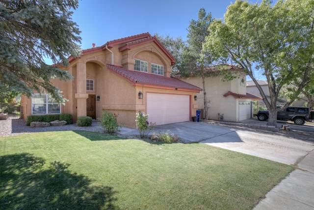 7708 Oakland Avenue NE, Albuquerque, NM 87122 (MLS #1002869) :: Berkshire Hathaway HomeServices Santa Fe Real Estate