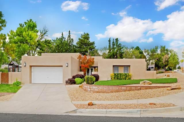 13009 Manitoba Drive NE, Albuquerque, NM 87111 (MLS #1002872) :: Campbell & Campbell Real Estate Services