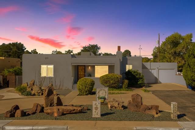 909 Pampas Drive SE, Albuquerque, NM 87108 (MLS #1002880) :: The Buchman Group