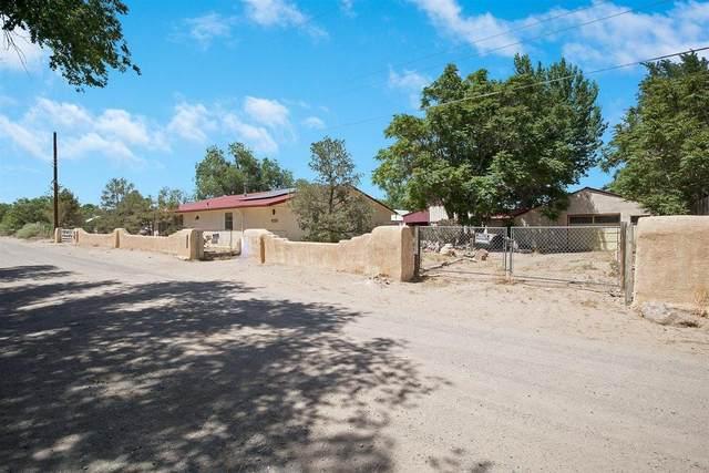 1460 Bryan Road, Los Lunas, NM 87031 (MLS #1002886) :: Sandi Pressley Team