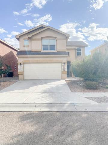 10220 Nacimiento Street NW, Albuquerque, NM 87114 (MLS #1002901) :: HergGroup Albuquerque