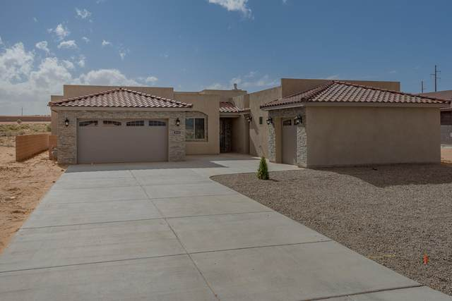 3315 Ilford Road NE, Rio Rancho, NM 87144 (MLS #1002903) :: Campbell & Campbell Real Estate Services