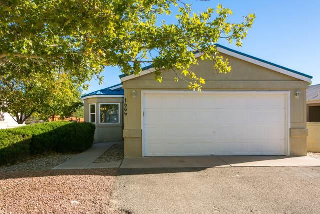 1666 Perma Drive NE, Rio Rancho, NM 87144 (MLS #1002904) :: Berkshire Hathaway HomeServices Santa Fe Real Estate