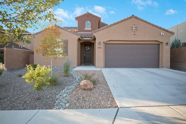 2801 Walsh Loop SE, Rio Rancho, NM 87124 (MLS #1002905) :: Campbell & Campbell Real Estate Services
