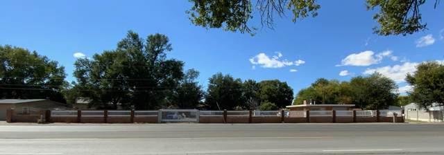 7529 Coors Boulevard SW B, Albuquerque, NM 87121 (MLS #1002914) :: Keller Williams Realty