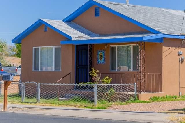 546 Los Lentes Road SE, Los Lunas, NM 87031 (MLS #1002920) :: Campbell & Campbell Real Estate Services