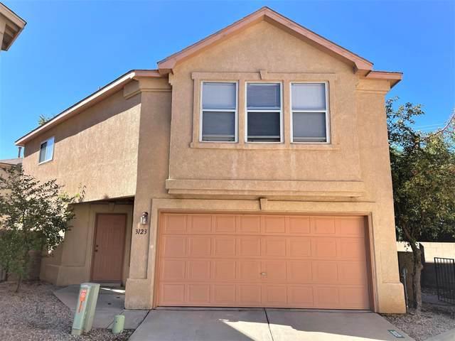 3123 Mountainside Parkway NE, Albuquerque, NM 87111 (MLS #1002922) :: Keller Williams Realty