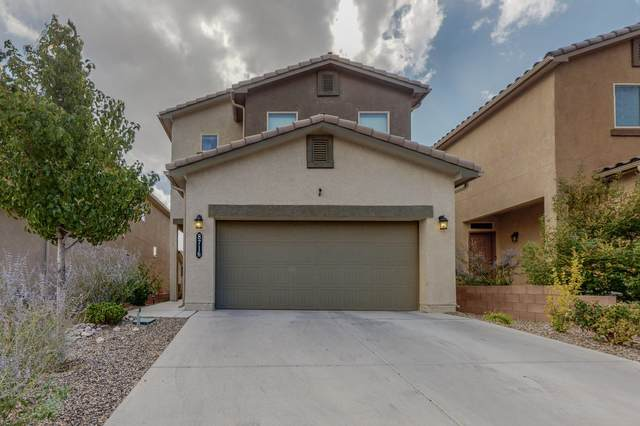 8716 Warm Wind Place NW, Albuquerque, NM 87120 (MLS #1002927) :: Campbell & Campbell Real Estate Services
