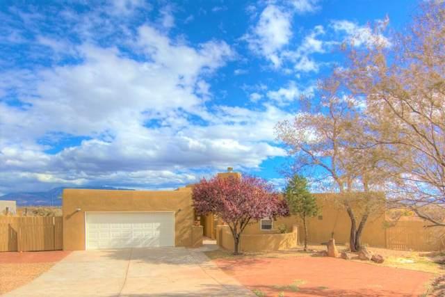 1828 Calle Del Vista Road NW, Albuquerque, NM 87105 (MLS #1002932) :: Campbell & Campbell Real Estate Services
