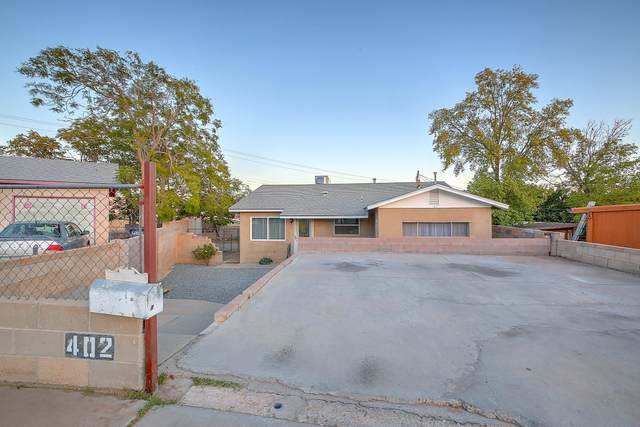 402 Bataan Drive SW, Albuquerque, NM 87121 (MLS #1002945) :: Campbell & Campbell Real Estate Services