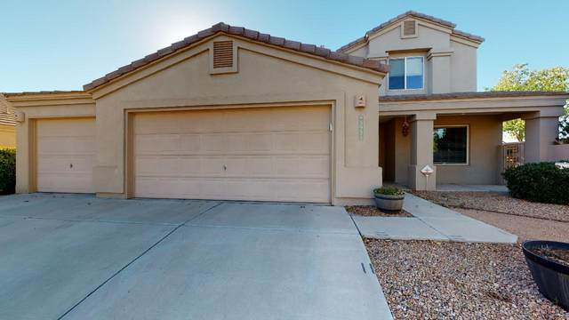 3931 Desert Sage Court NW, Albuquerque, NM 87120 (MLS #1002953) :: Campbell & Campbell Real Estate Services