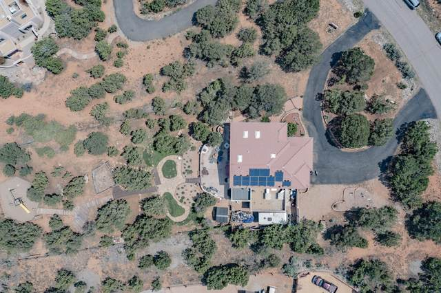 60 Kiva Loop, Sandia Park, NM 87047 (MLS #1002954) :: Sandi Pressley Team