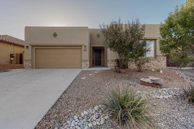 6705 Borde Abierto Street NW, Albuquerque, NM 87120 (MLS #1002955) :: Campbell & Campbell Real Estate Services