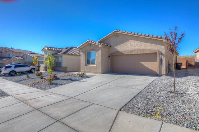 4313 Skyline Loop NE, Rio Rancho, NM 87144 (MLS #1002958) :: Campbell & Campbell Real Estate Services